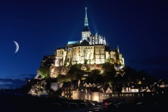 Mont-saint-Michel-heure-bleue
